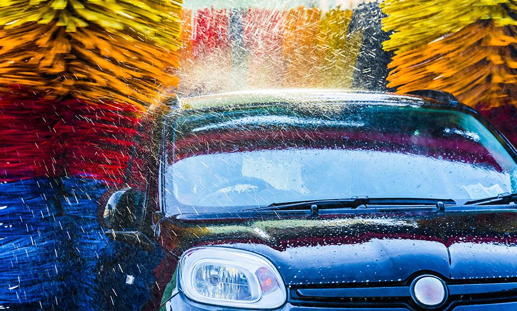 洗車キズから車を守る